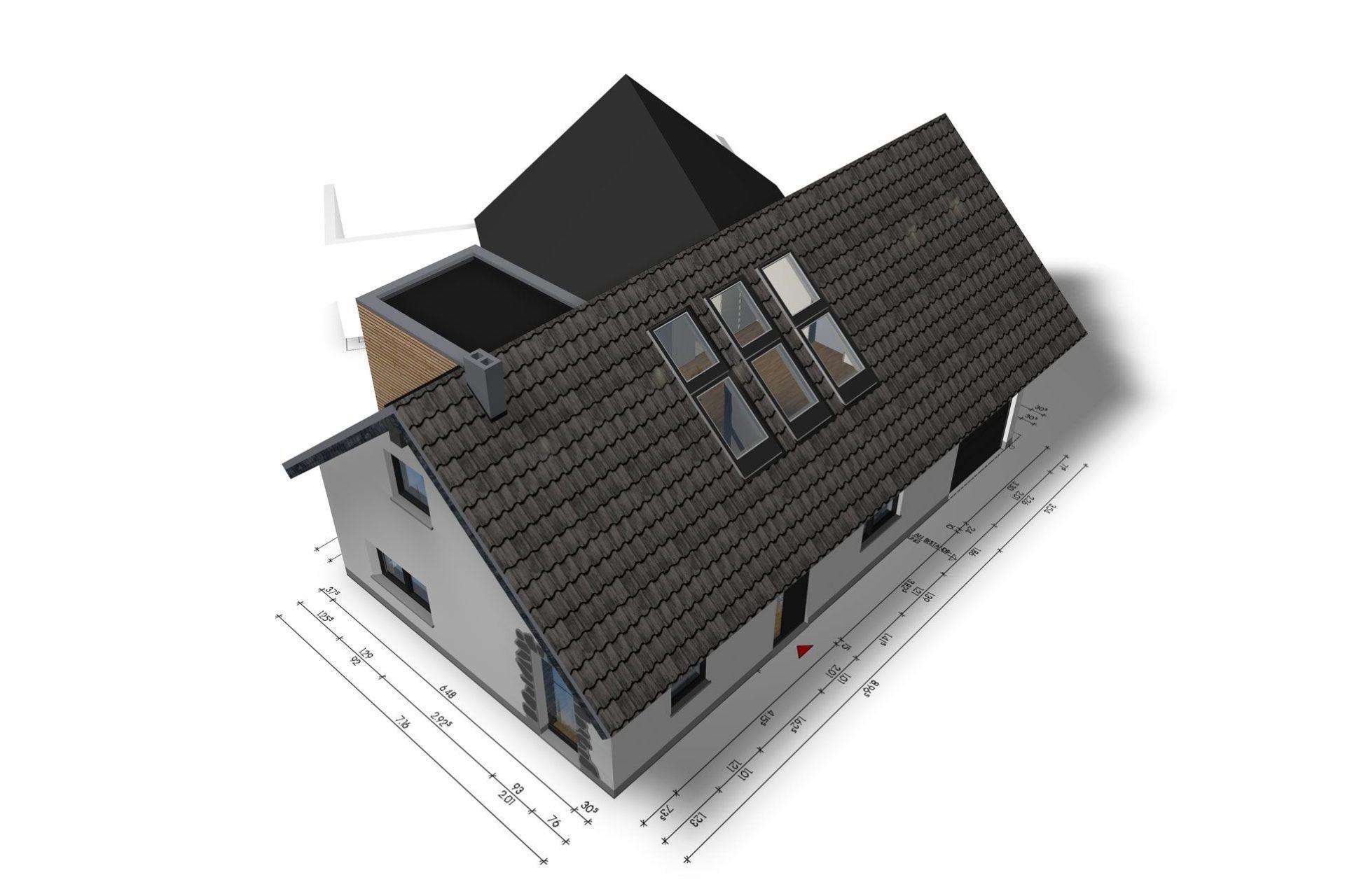 Sanierung historisches Eifelhaus