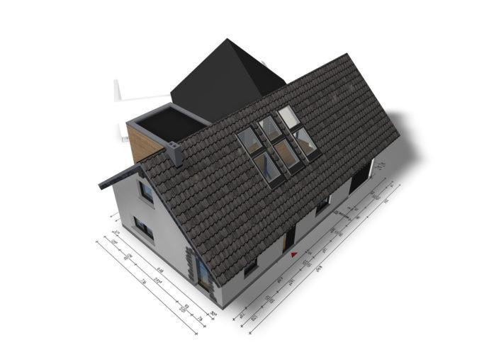 Sanierung eines historischen Eifelhauses